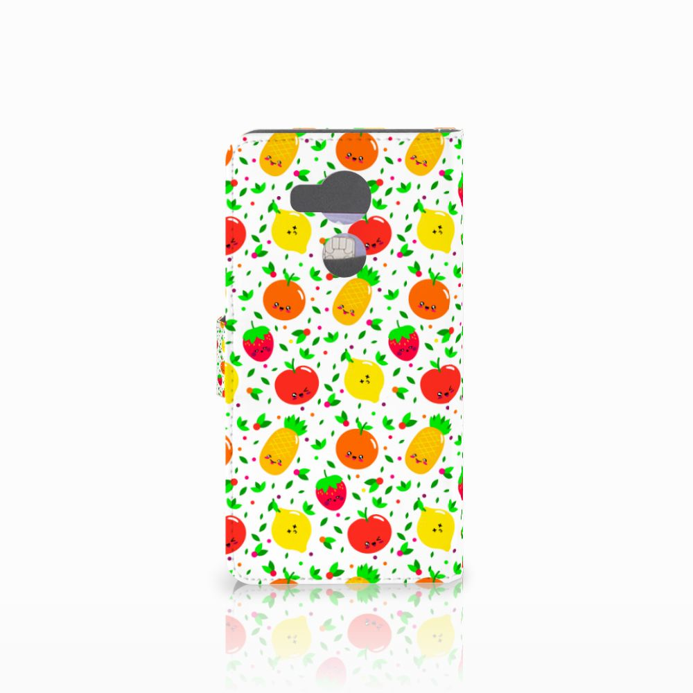 Huawei Mate 8 Book Cover Fruits