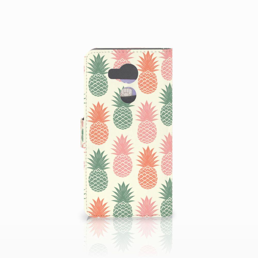 Huawei Mate 8 Book Cover Ananas