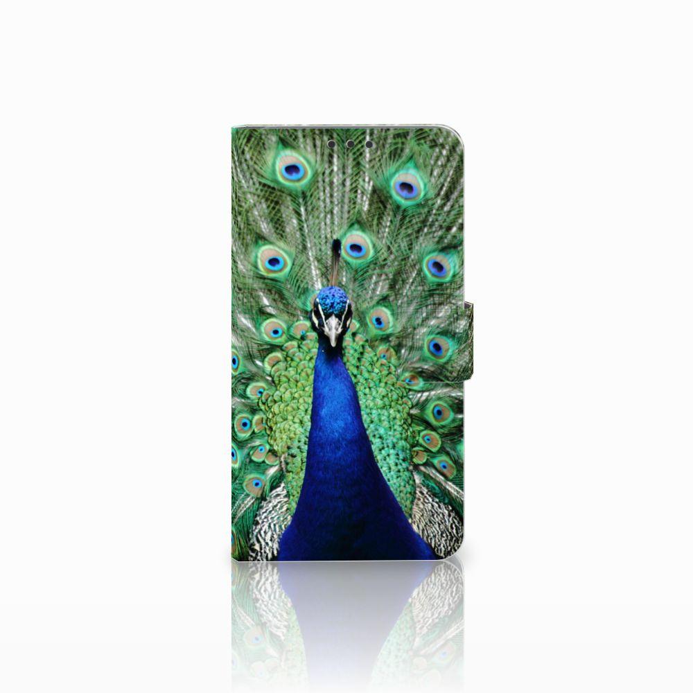 Microsoft Lumia 640 XL Boekhoesje Design Pauw