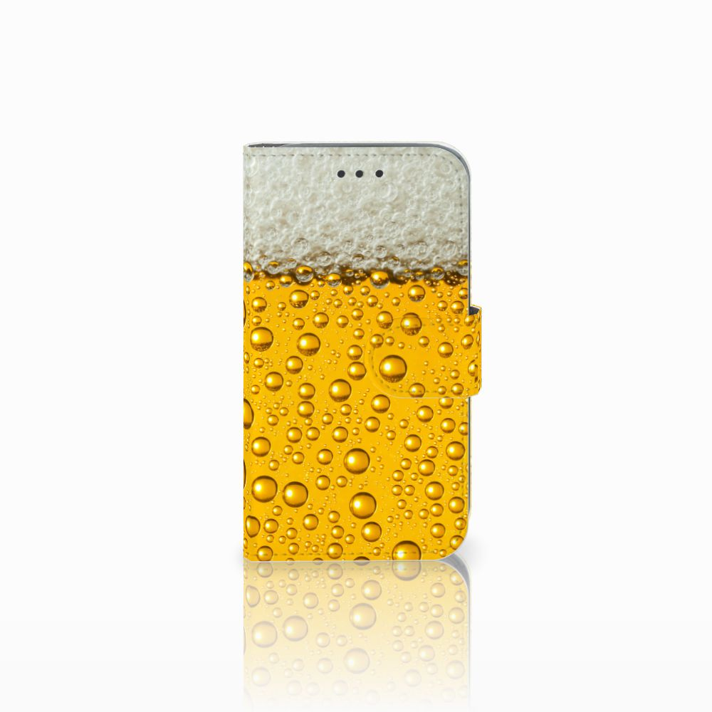 Samsung Galaxy Core Prime Uniek Boekhoesje Bier
