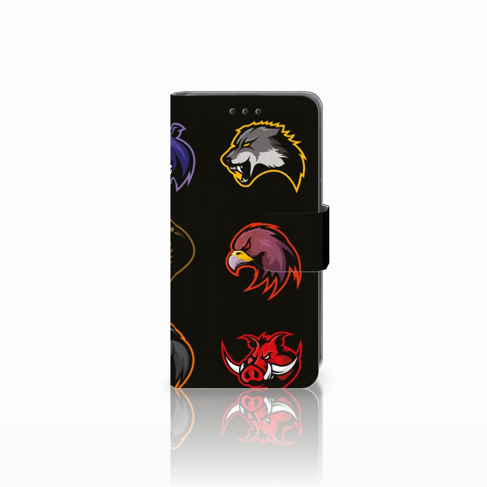 Nokia Lumia 630 Uniek Boekhoesje Cartoon