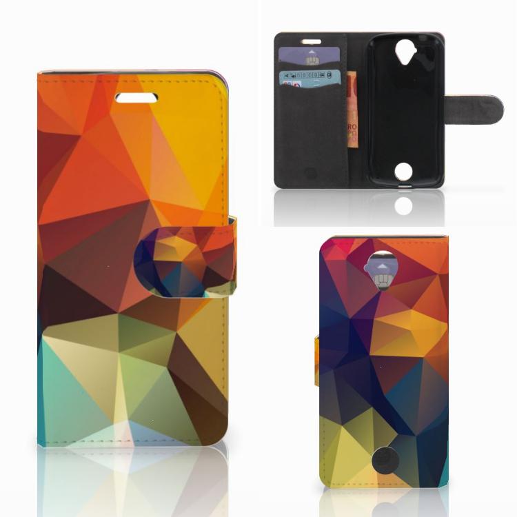 Acer Liquid Z330 Bookcase Polygon Color