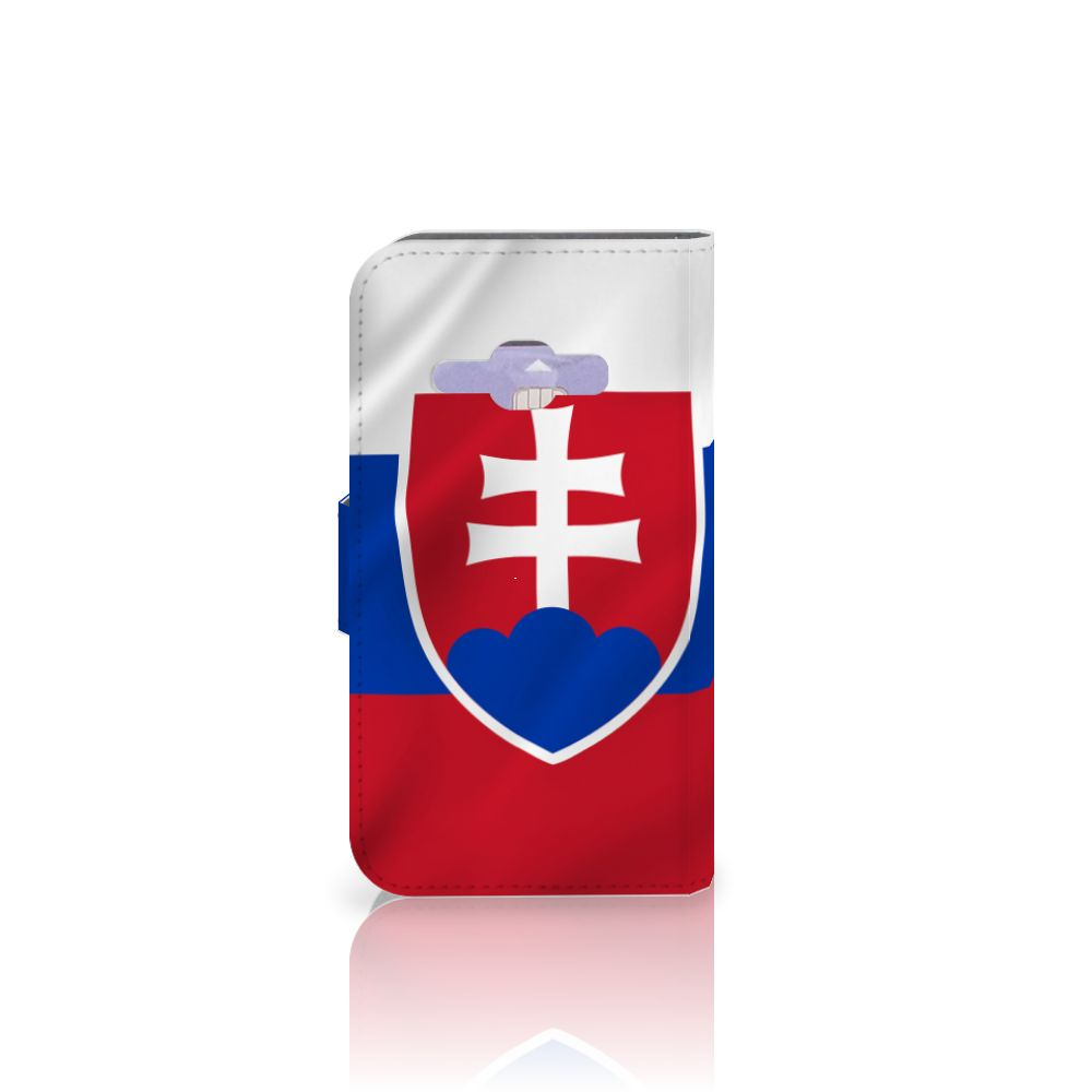 Samsung Galaxy J1 2016 Bookstyle Case Slowakije