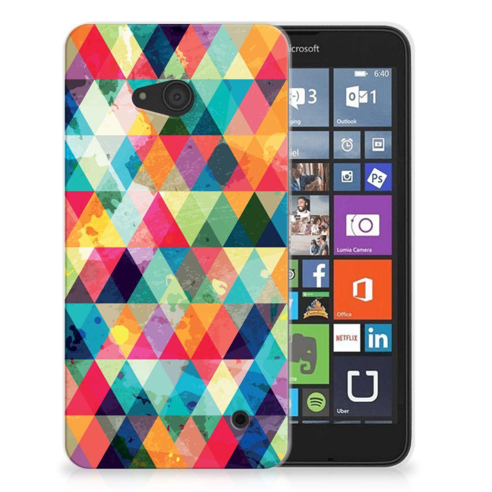 Microsoft Lumia 640 TPU bumper Geruit