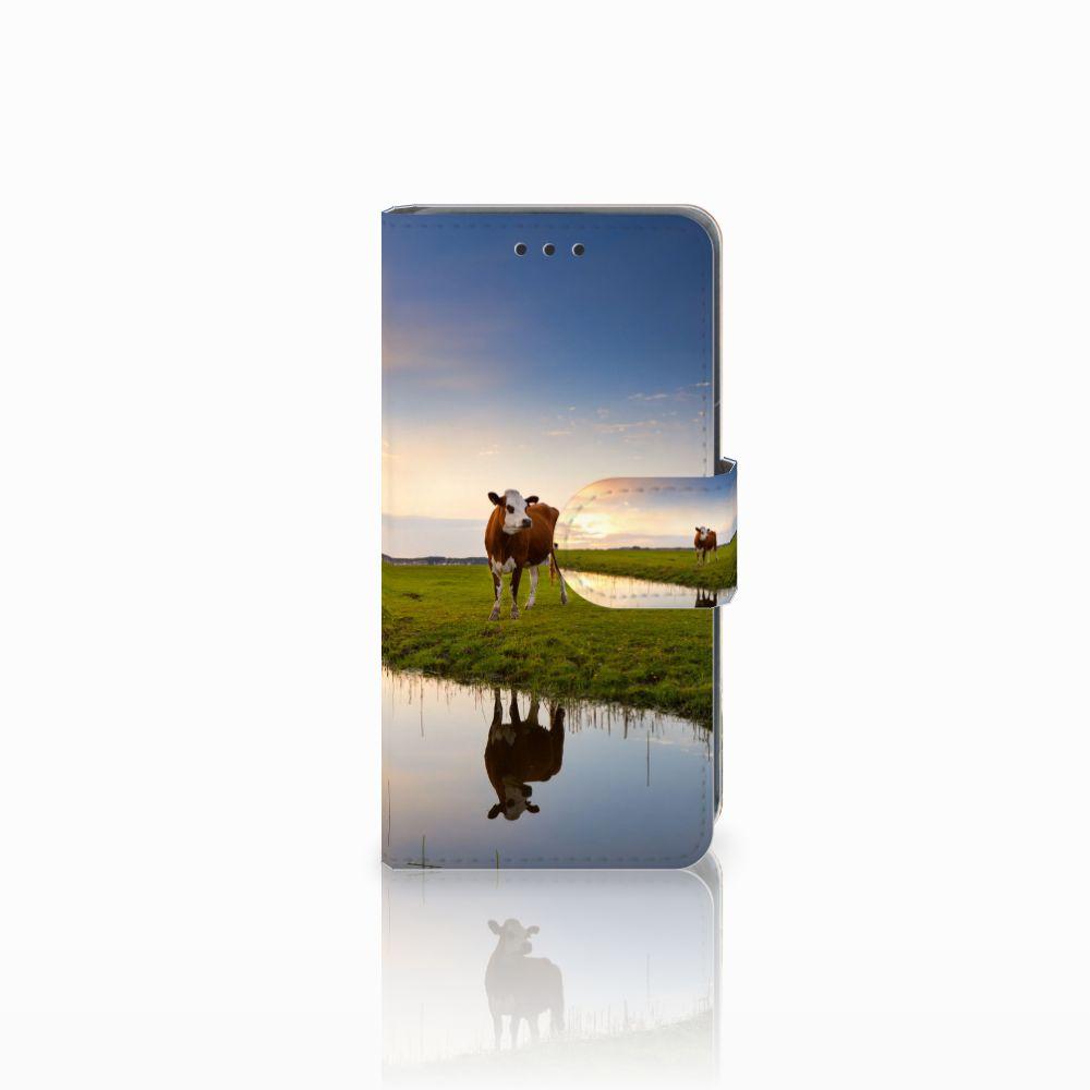 Nokia Lumia 630 Boekhoesje Design Koe