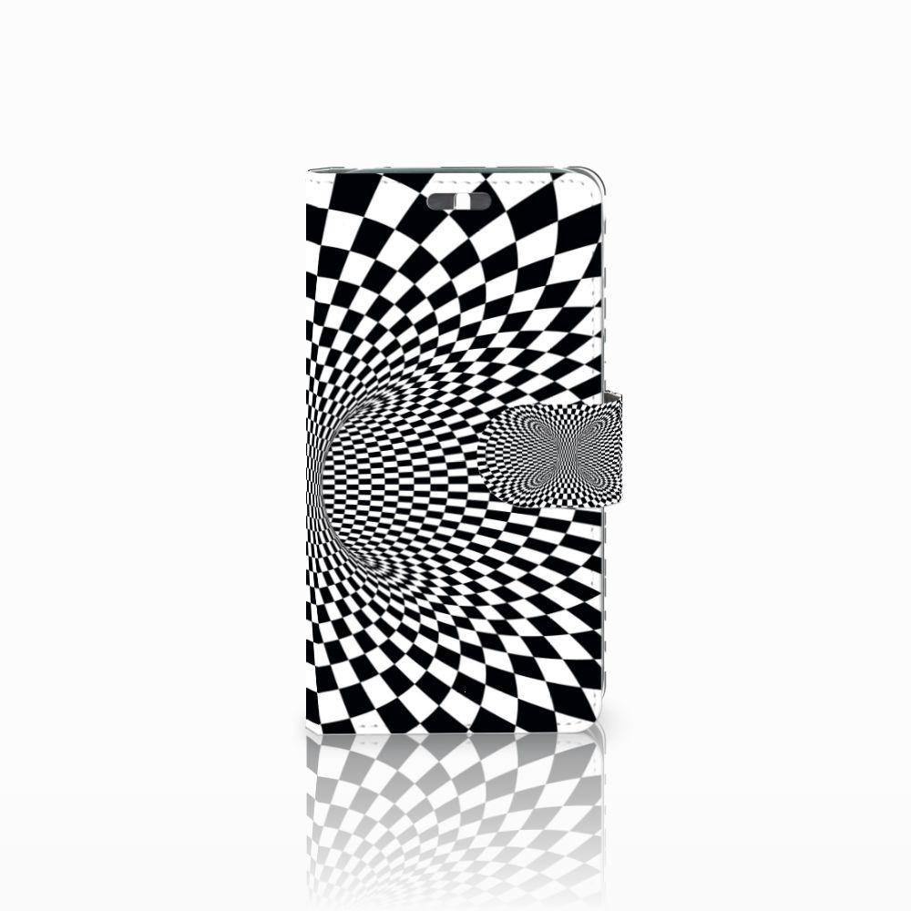 Huawei Y625 Bookcase Illusie