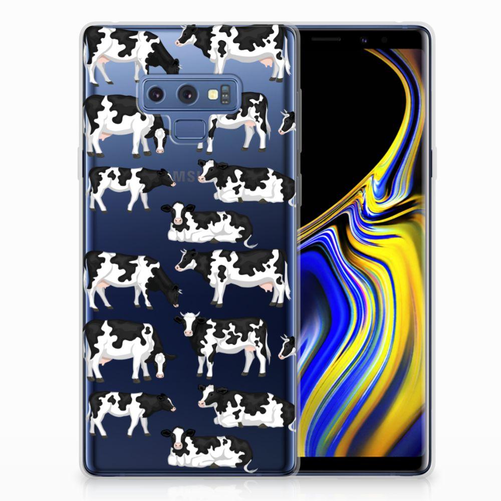Samsung Galaxy Note 9 TPU Hoesje Koetjes