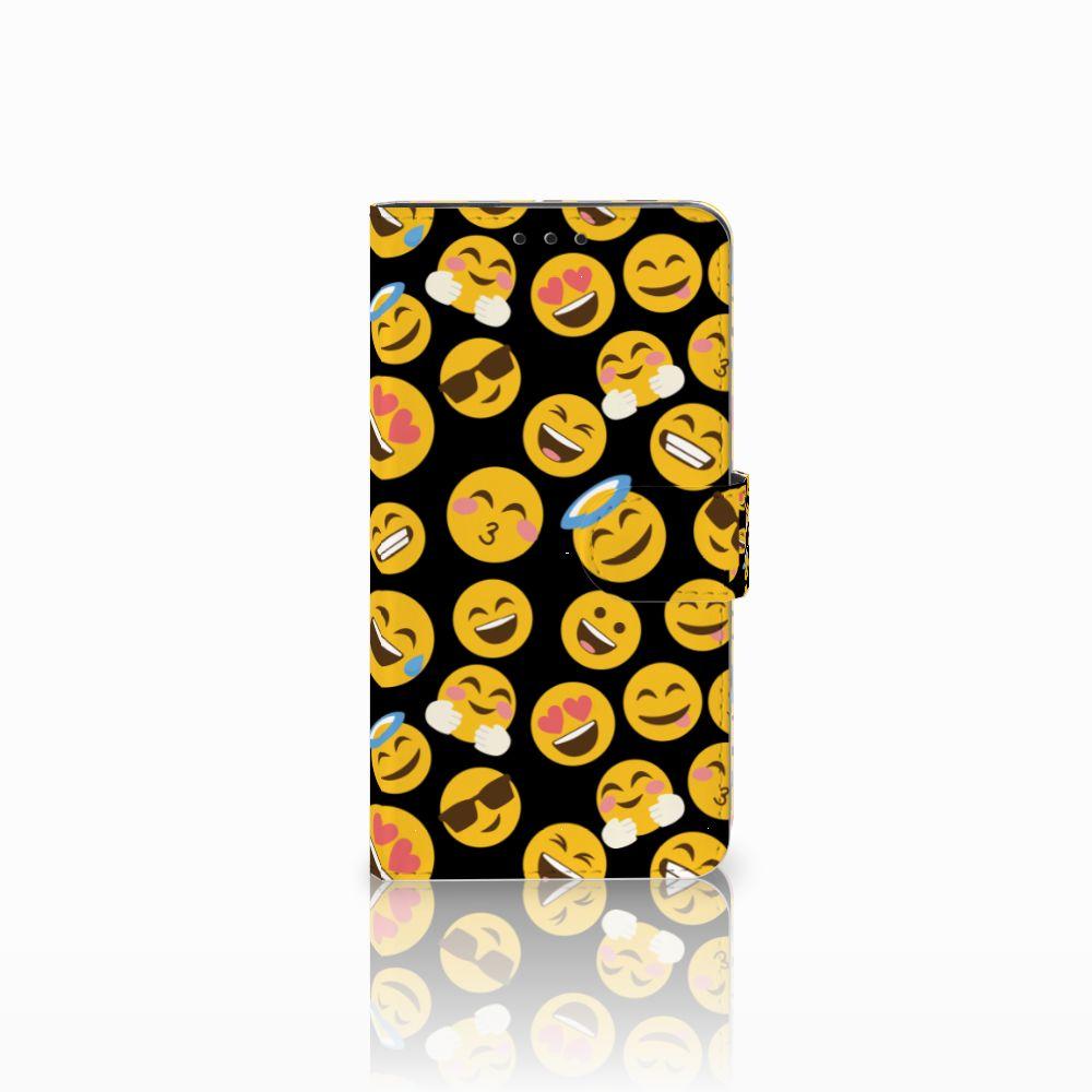 Huawei Honor 6X Boekhoesje Design Emoji