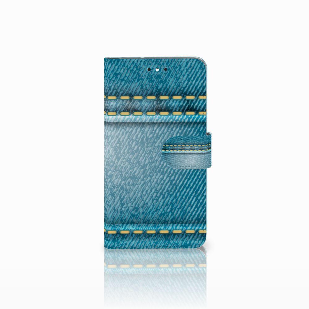 Motorola Moto G4 | G4 Plus Boekhoesje Design Jeans