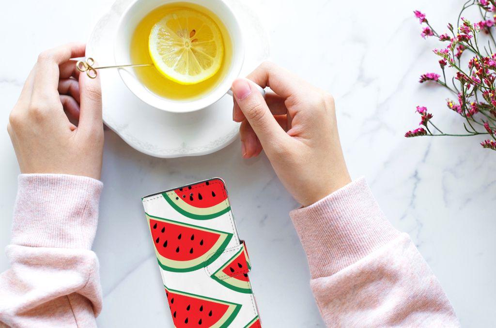 Huawei Ascend P8 Lite Uniek Boekhoesje Watermelons