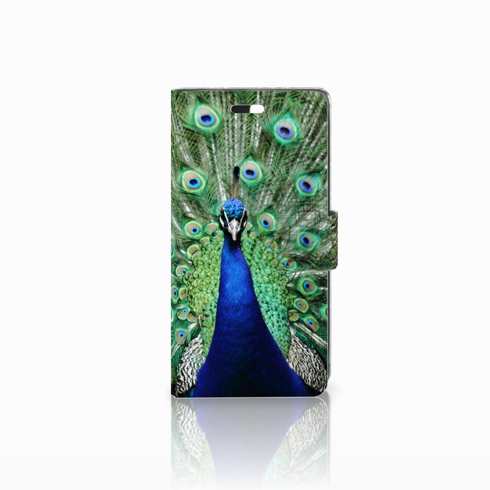 Huawei Y635 Boekhoesje Design Pauw