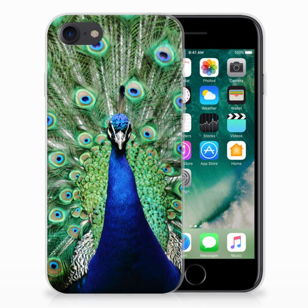 Apple iPhone 7 | 8 TPU Hoesje Pauw