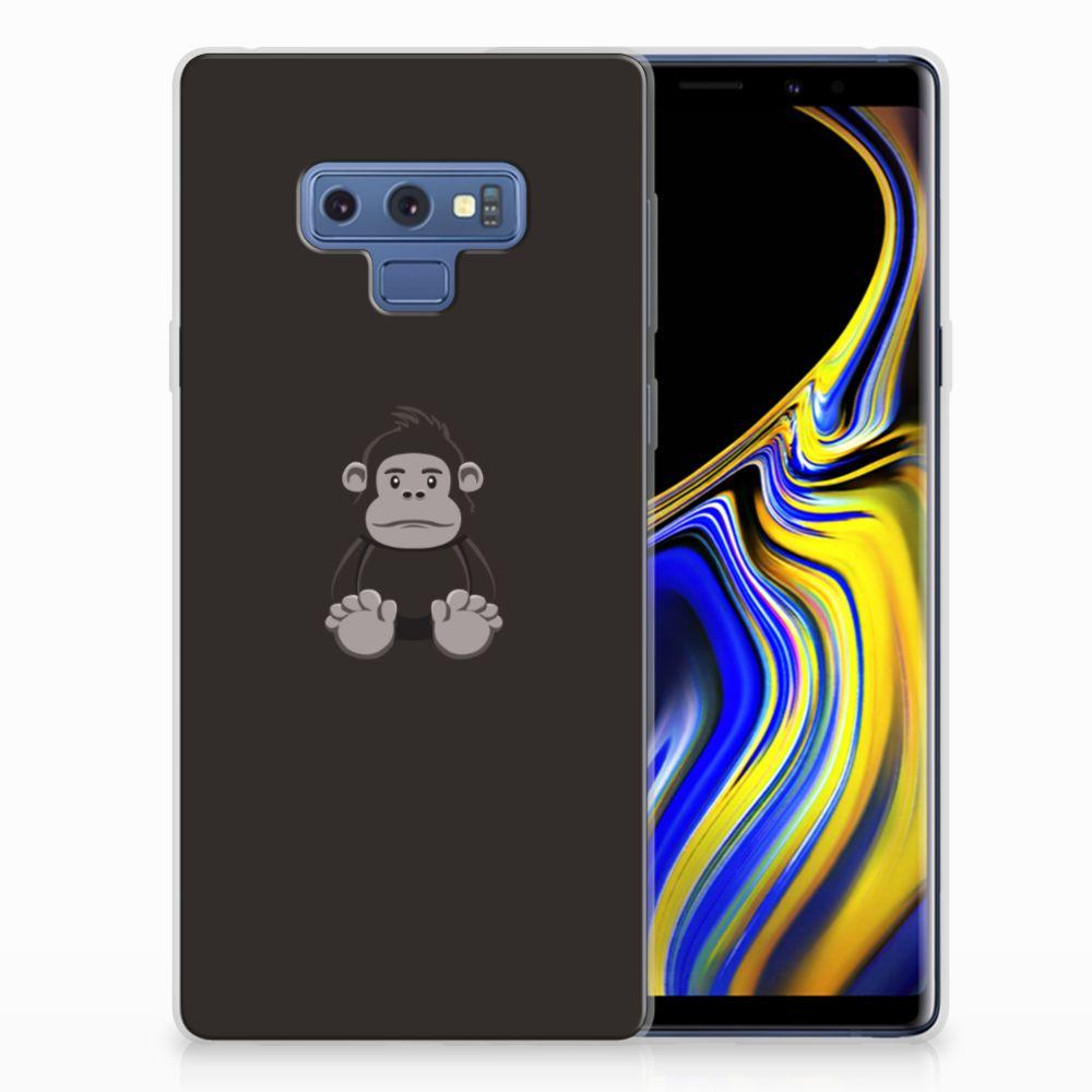 Samsung Galaxy Note 9 Telefoonhoesje met Naam Gorilla