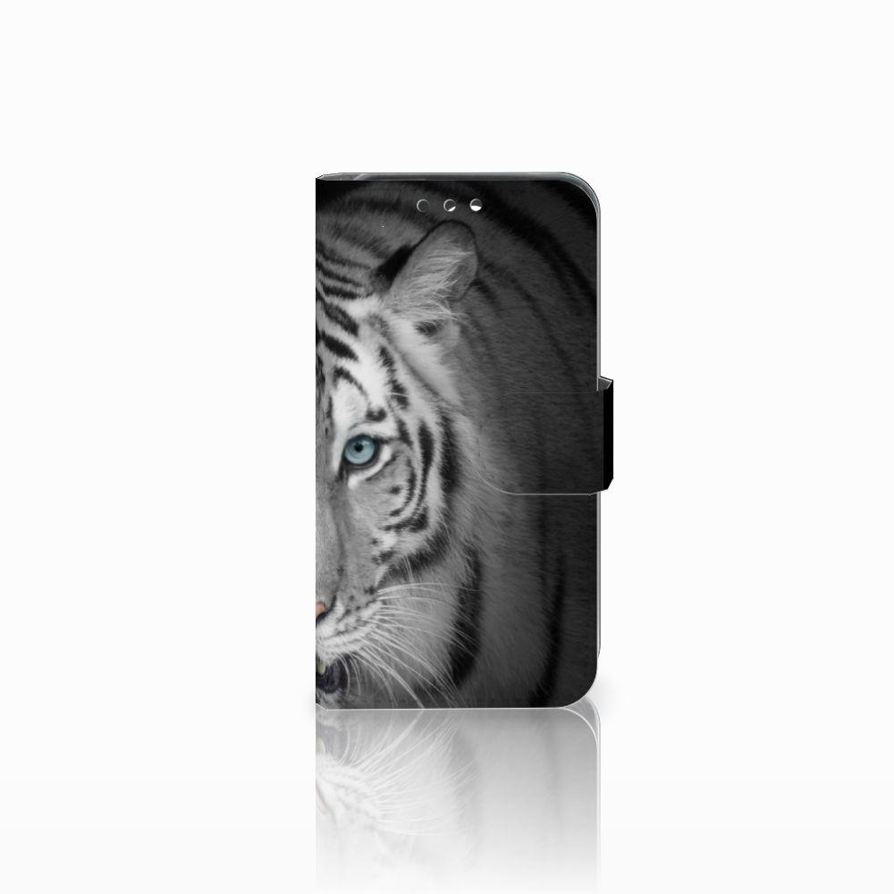 Huawei Y5 Y560 Uniek Boekhoesje Tijger