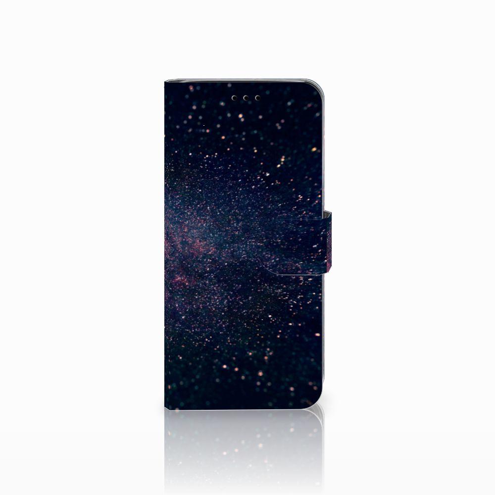 Samsung Galaxy A6 2018 Boekhoesje Design Stars