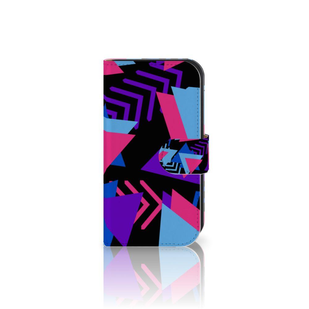 Samsung Galaxy Ace 4 4G (G357-FZ) Bookcase Funky Triangle