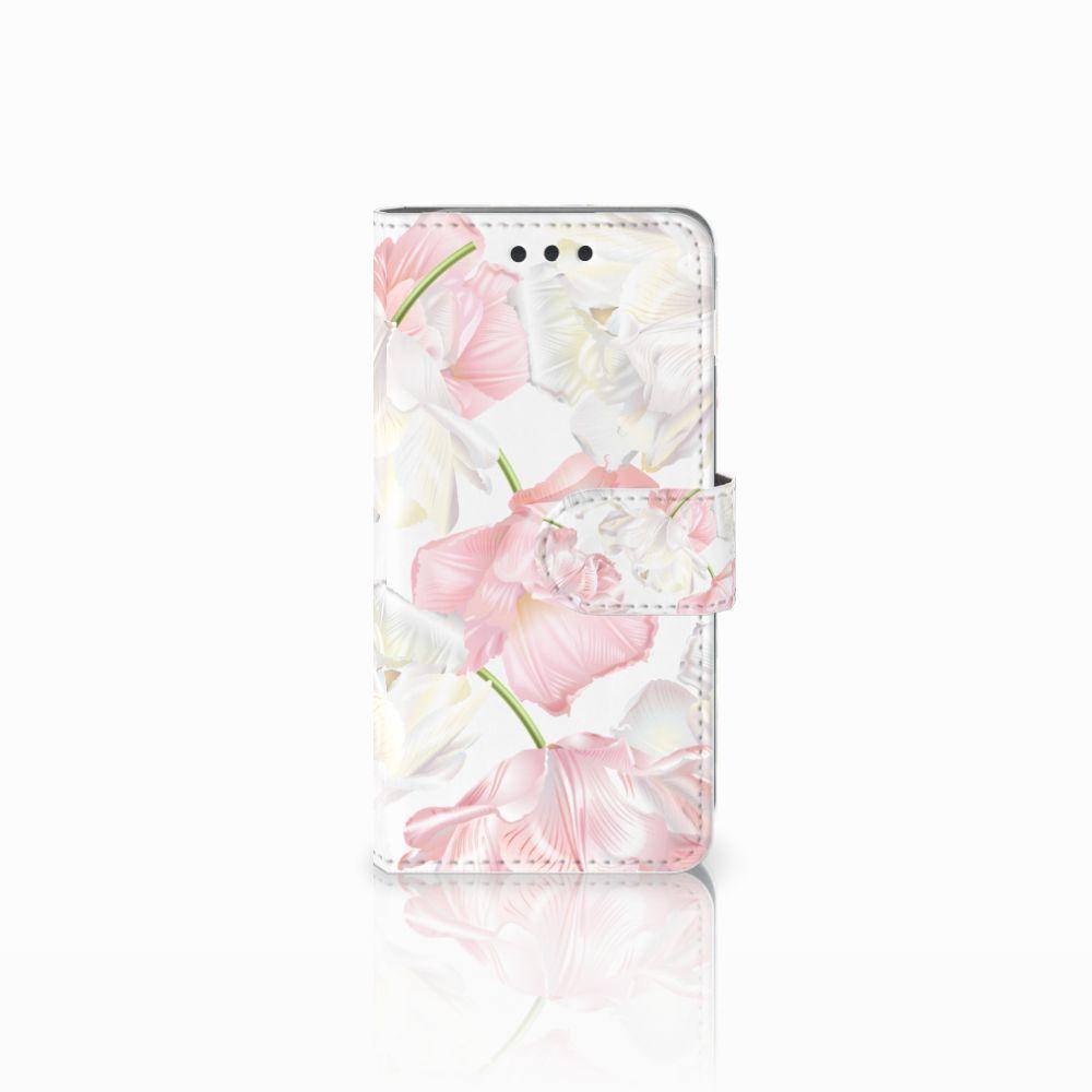 Samsung Galaxy A3 2016 Boekhoesje Design Lovely Flowers