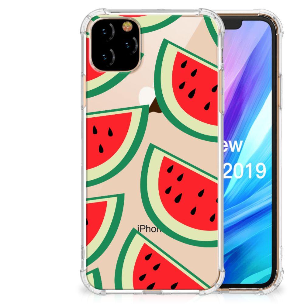 Apple iPhone 11 Pro Max Beschermhoes Watermelons