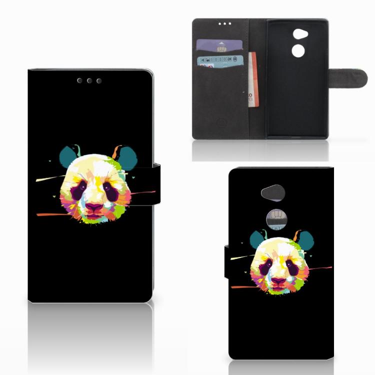 Sony Xperia XA2 Ultra Leuk Hoesje Panda Color
