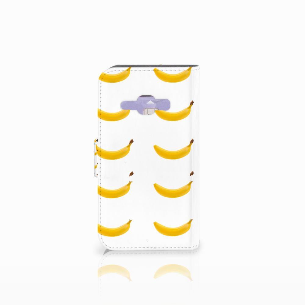 Samsung Galaxy J1 2016 Book Cover Banana