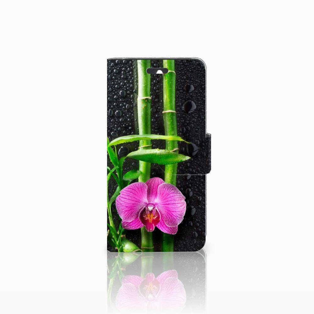 Huawei Ascend Y550 Boekhoesje Design Orchidee