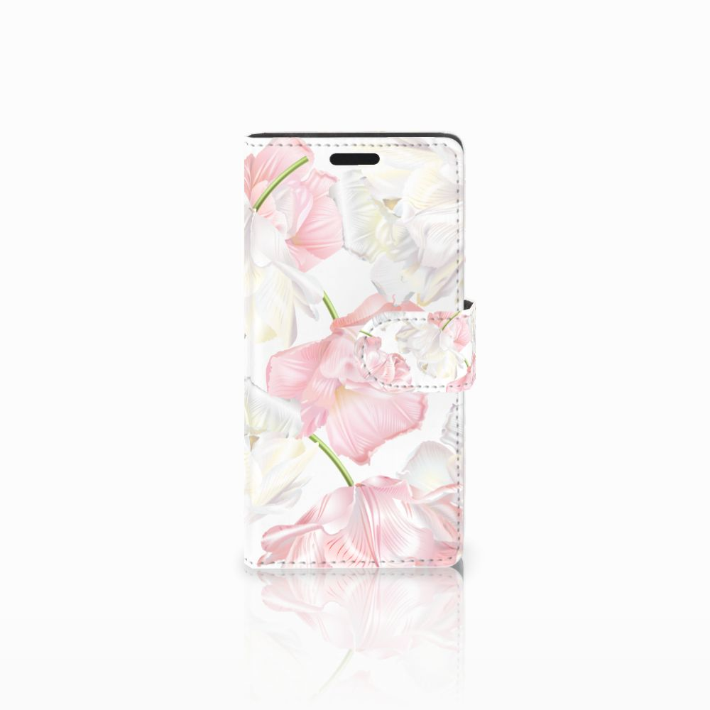 LG Leon 4G Boekhoesje Design Lovely Flowers