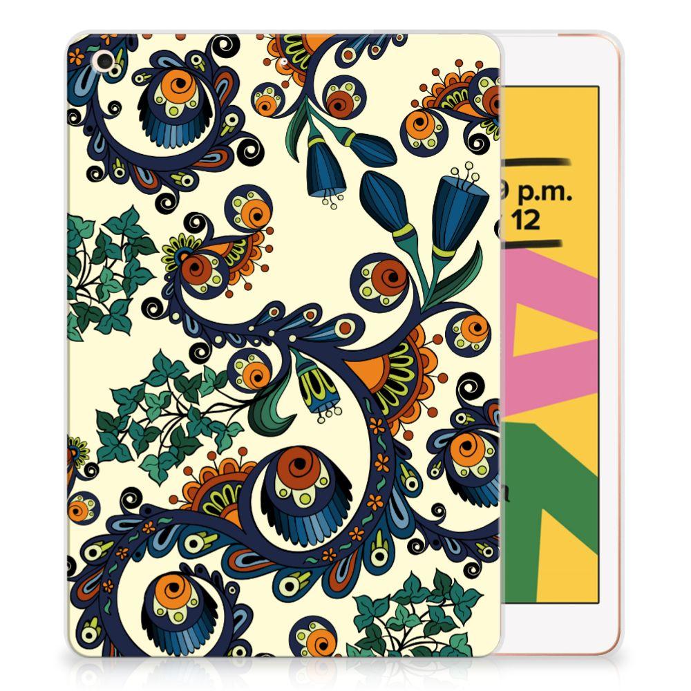 TPU Case Apple iPad 10.2 (2019) | iPad 10.2 (2020) Barok Flower