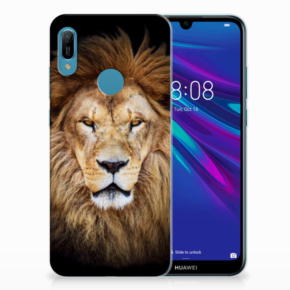 Huawei Y6 2019 | Y6 Pro 2019 TPU Hoesje Leeuw