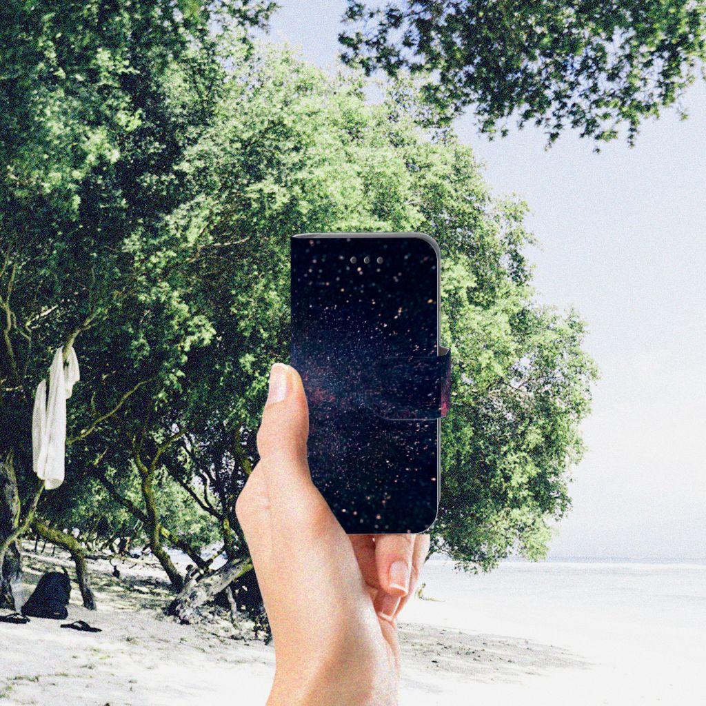 Apple iPod Touch 5   6 Boekhoesje Design Stars