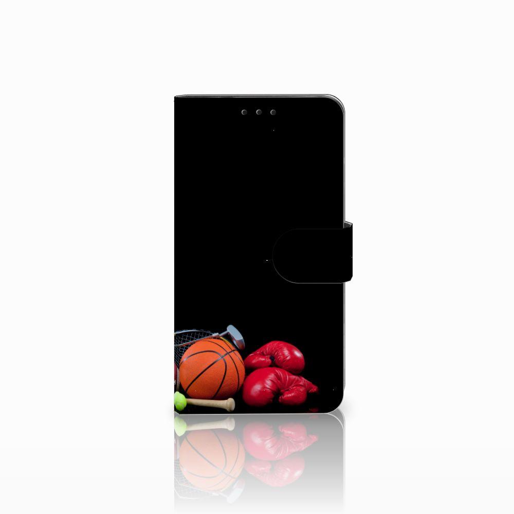 Huawei Honor 6X Boekhoesje Design Sports