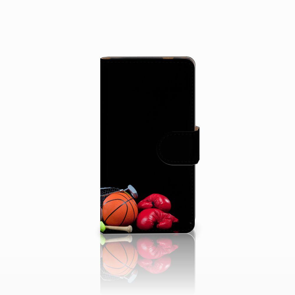 HTC Desire 601 Boekhoesje Design Sports