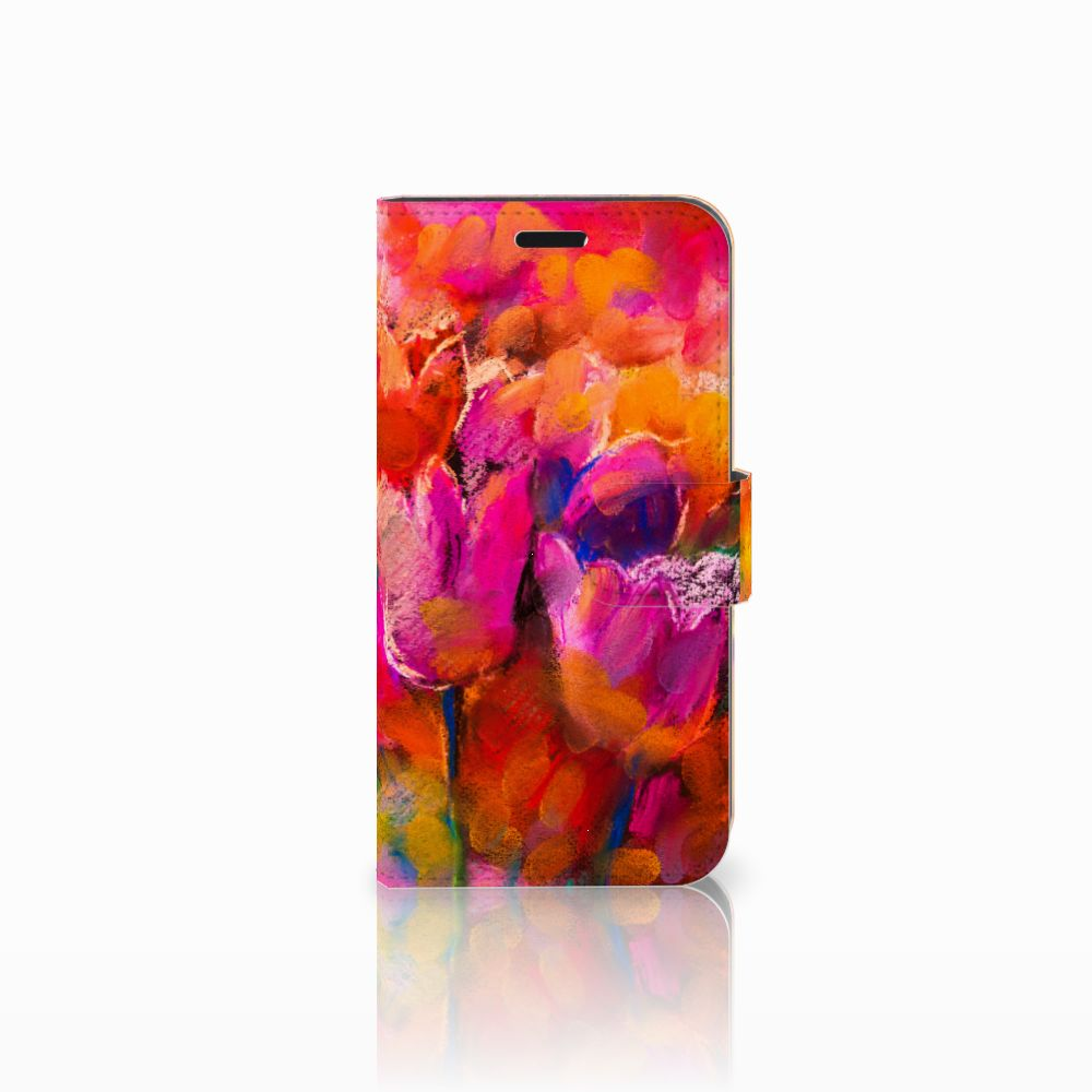 Huawei Nova Boekhoesje Design Tulips