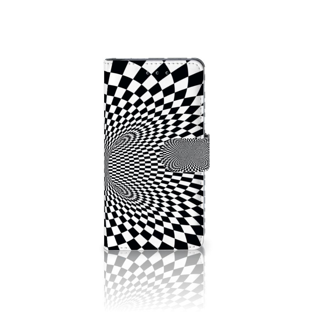 HTC U11 Boekhoesje Design Illusie