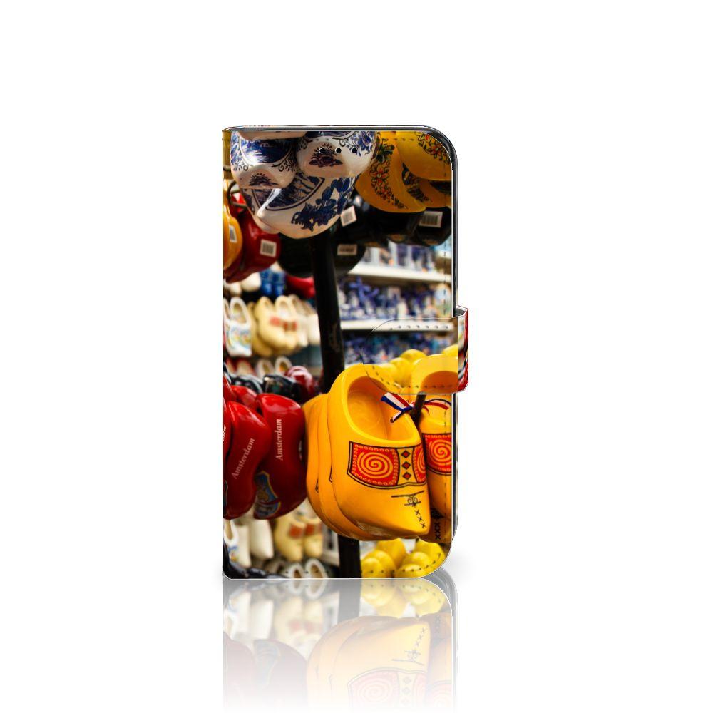 Samsung Galaxy S7 Edge Boekhoesje Design Klompen
