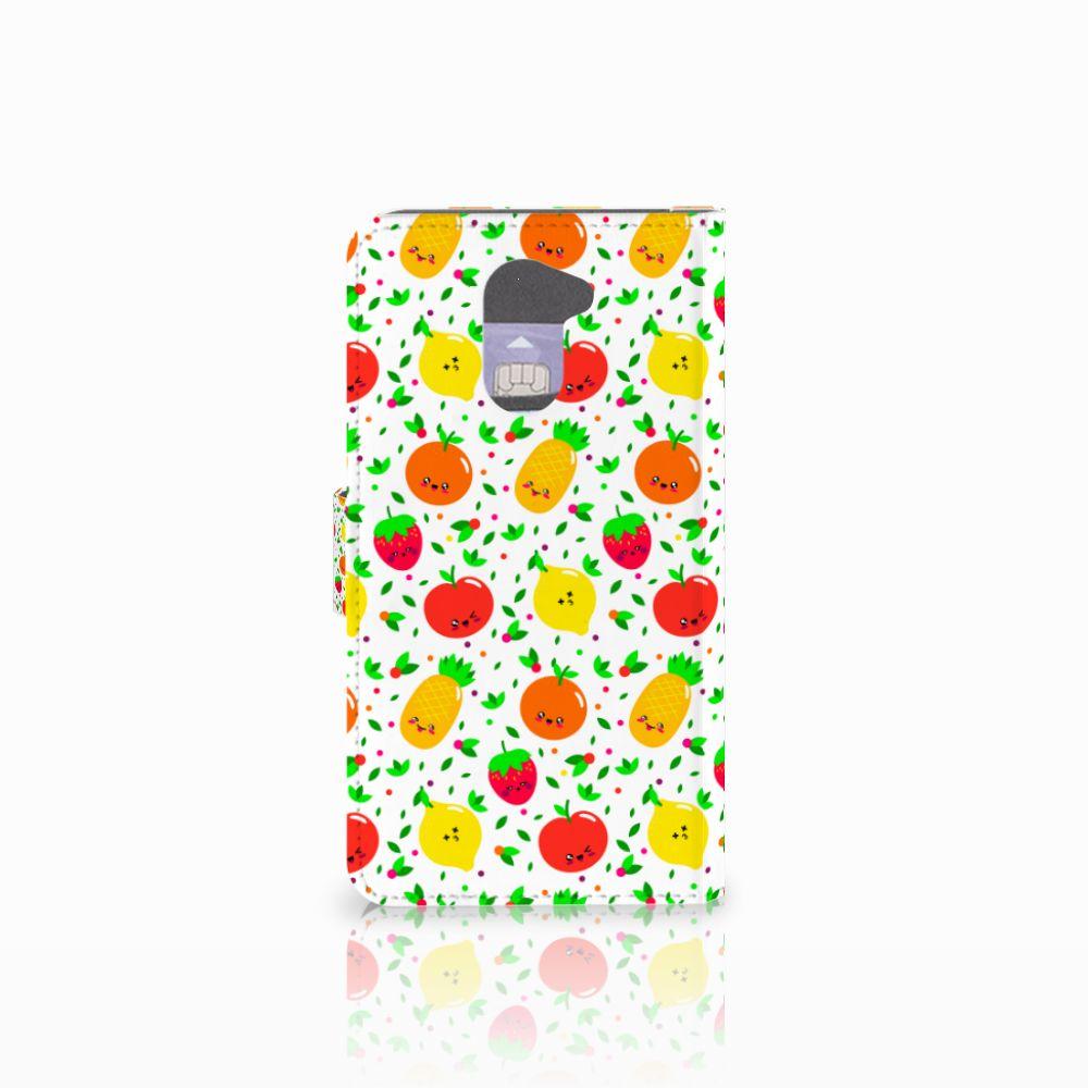 Huawei Y7 2017 | Y7 Prime 2017 Book Cover Fruits