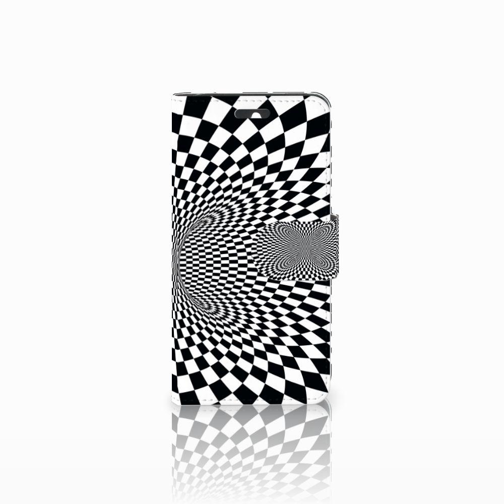 Huawei Ascend Y550 Bookcase Illusie