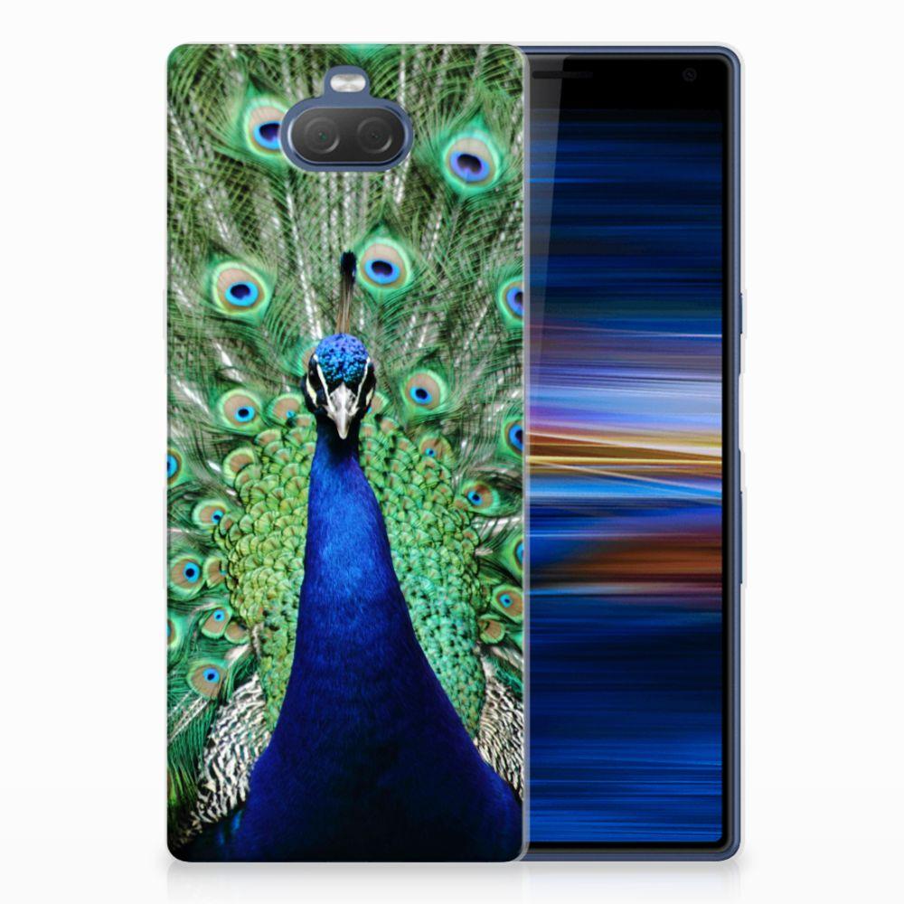 Sony Xperia 10 Plus Leuk Hoesje Pauw
