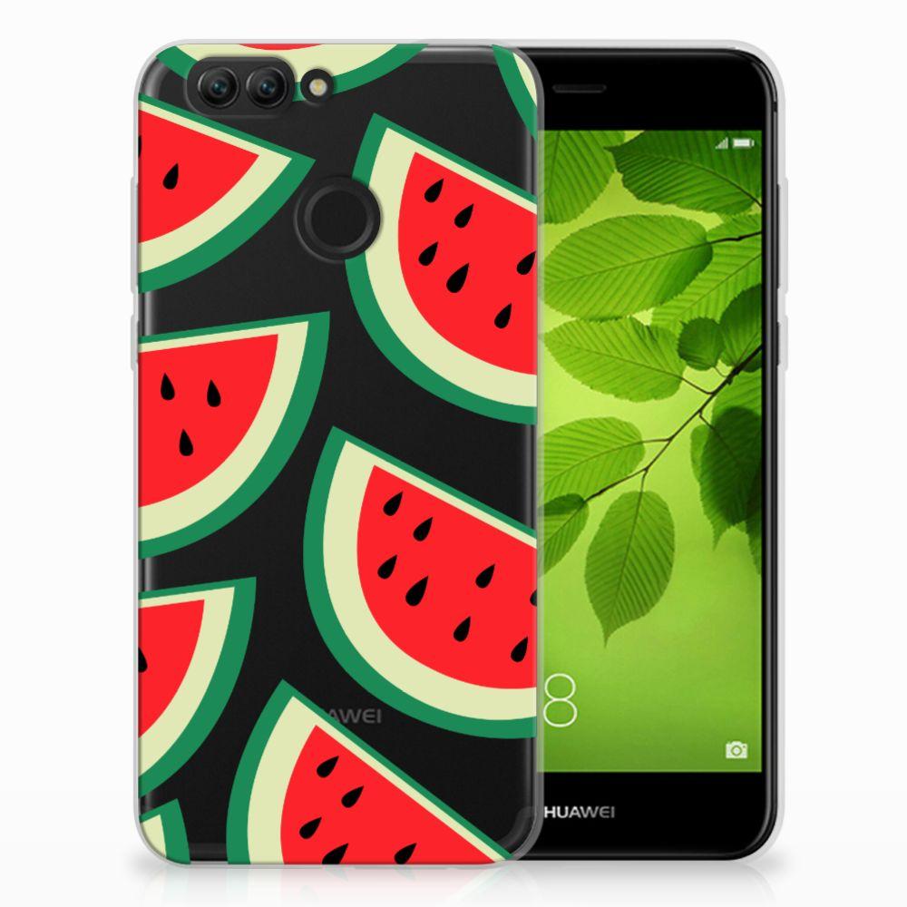 Huawei Nova 2 Siliconen Case Watermelons