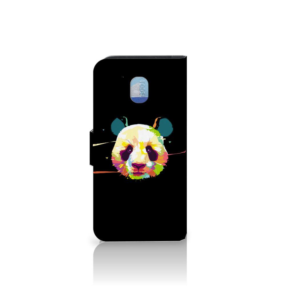 Samsung Galaxy J3 (2018) Leuke Hoesje Panda Color