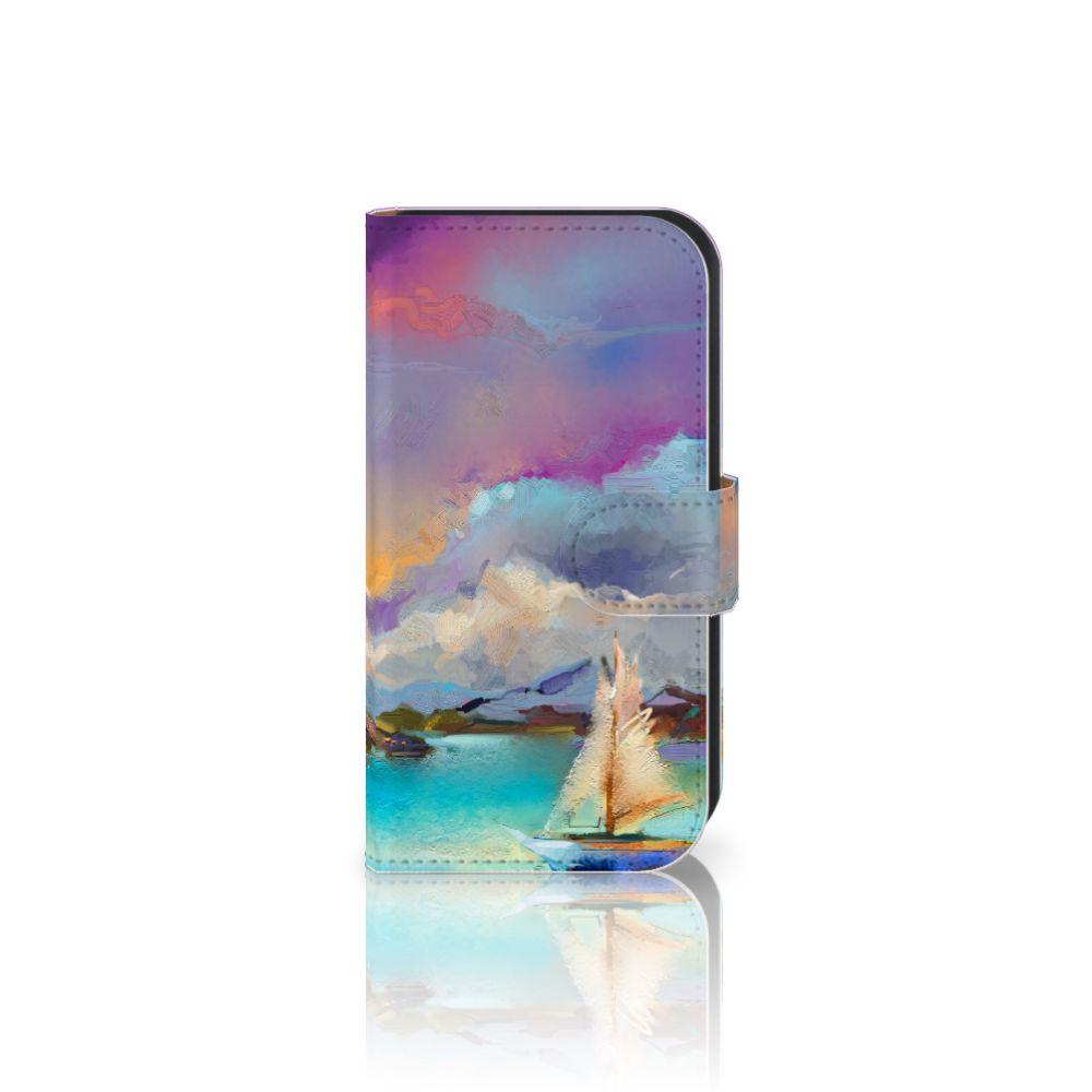 Hoesje Samsung Galaxy Ace 4 4G (G357-FZ) Boat