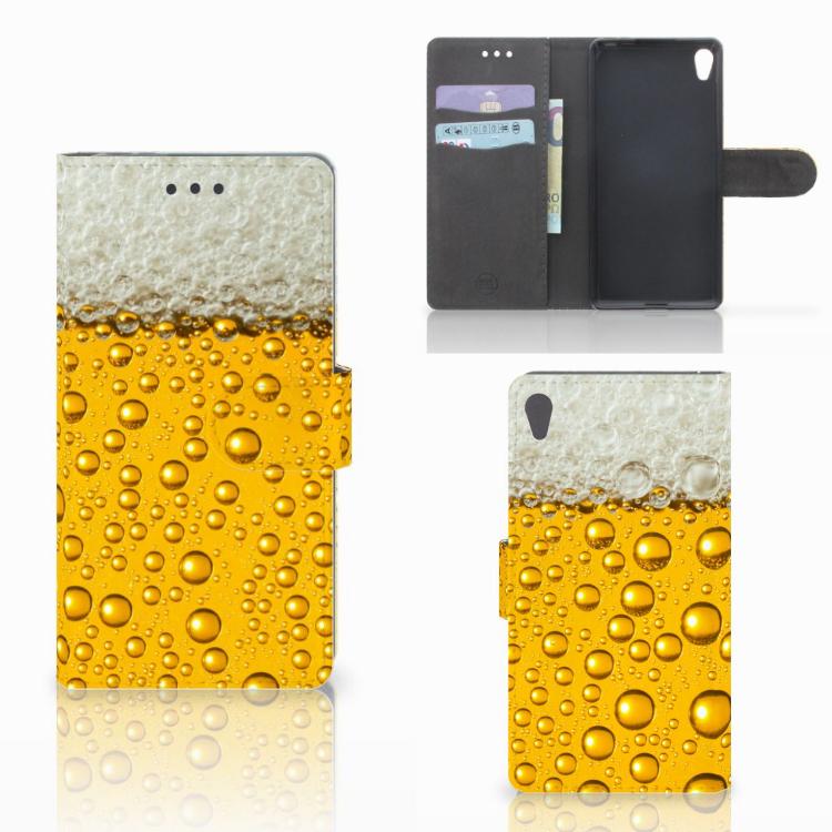 Sony Xperia E5 Book Cover Bier