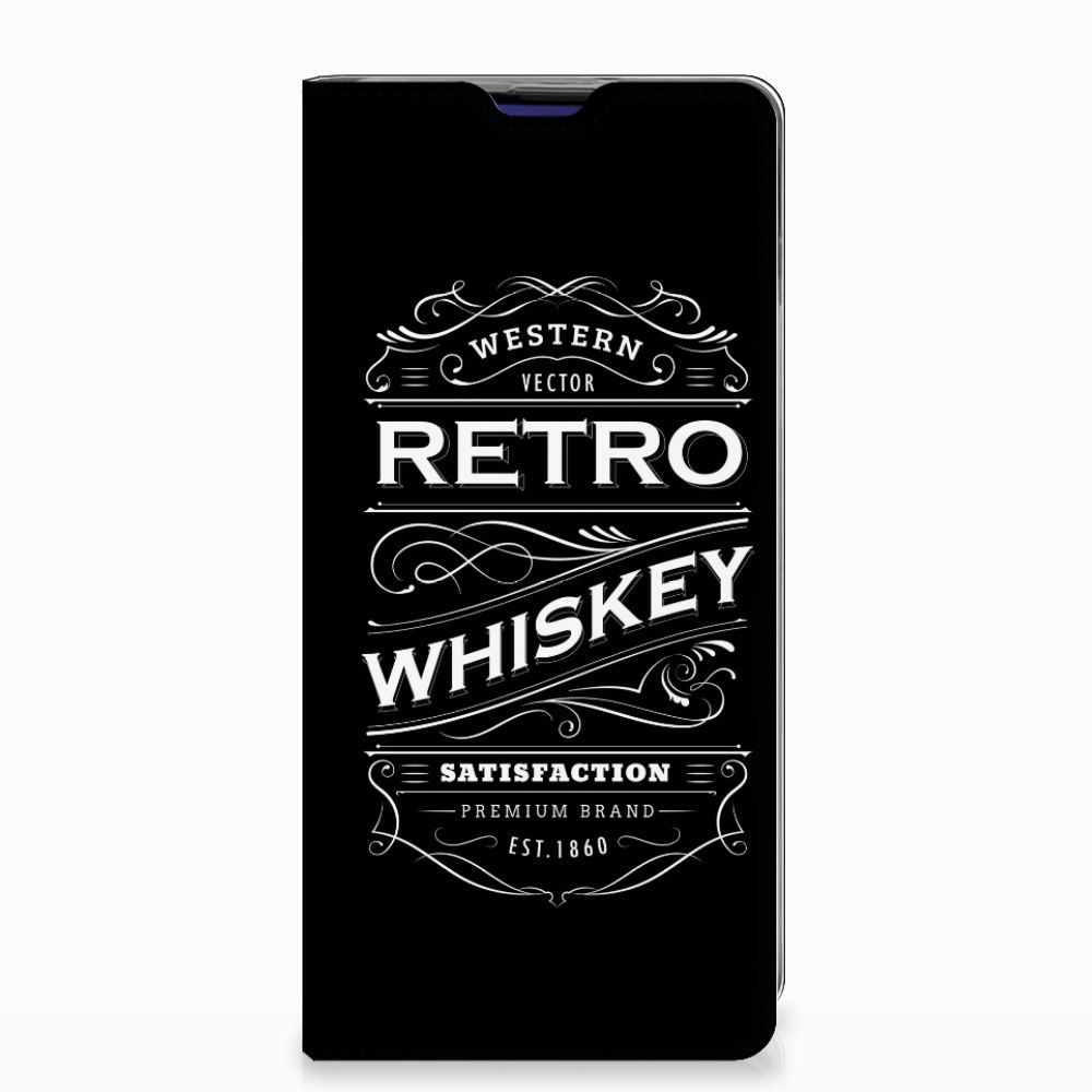 Samsung Galaxy S10 Plus Flip Style Cover Whiskey
