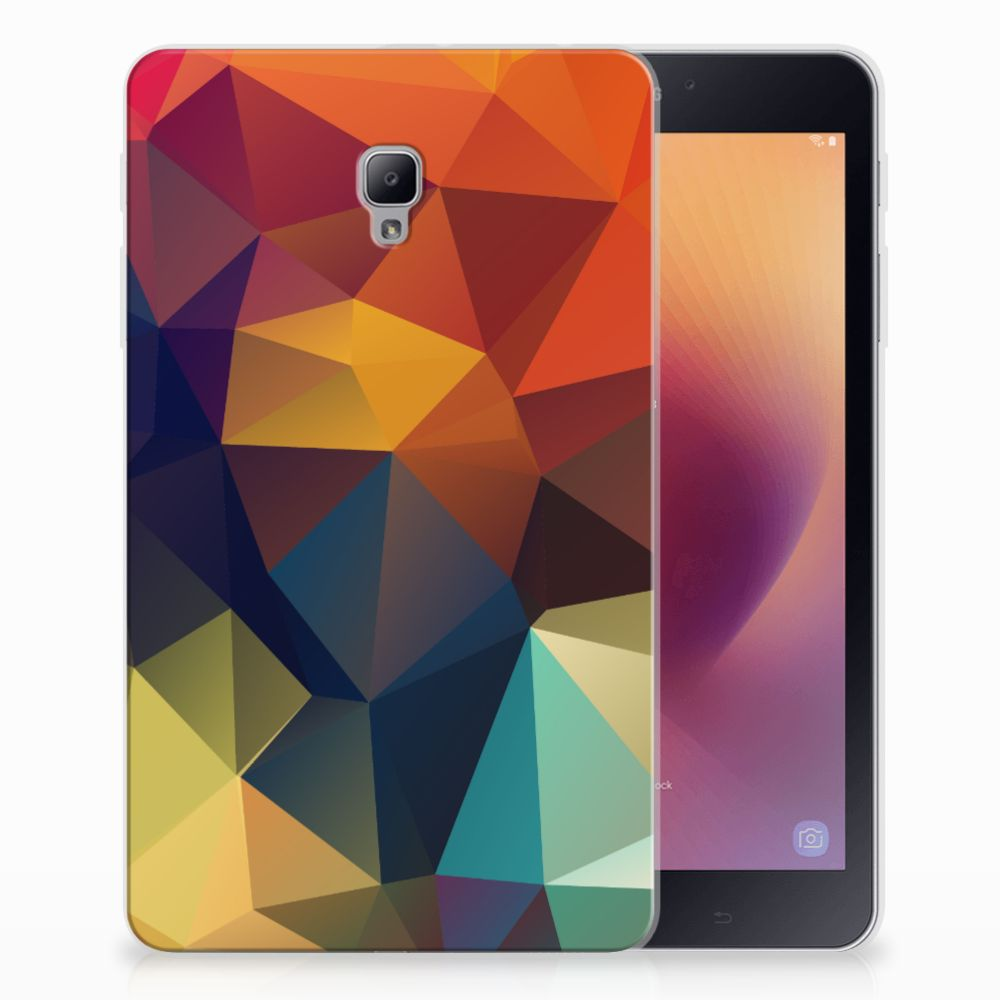 Samsung Galaxy Tab A 8.0 (2017) Back Cover Polygon Color