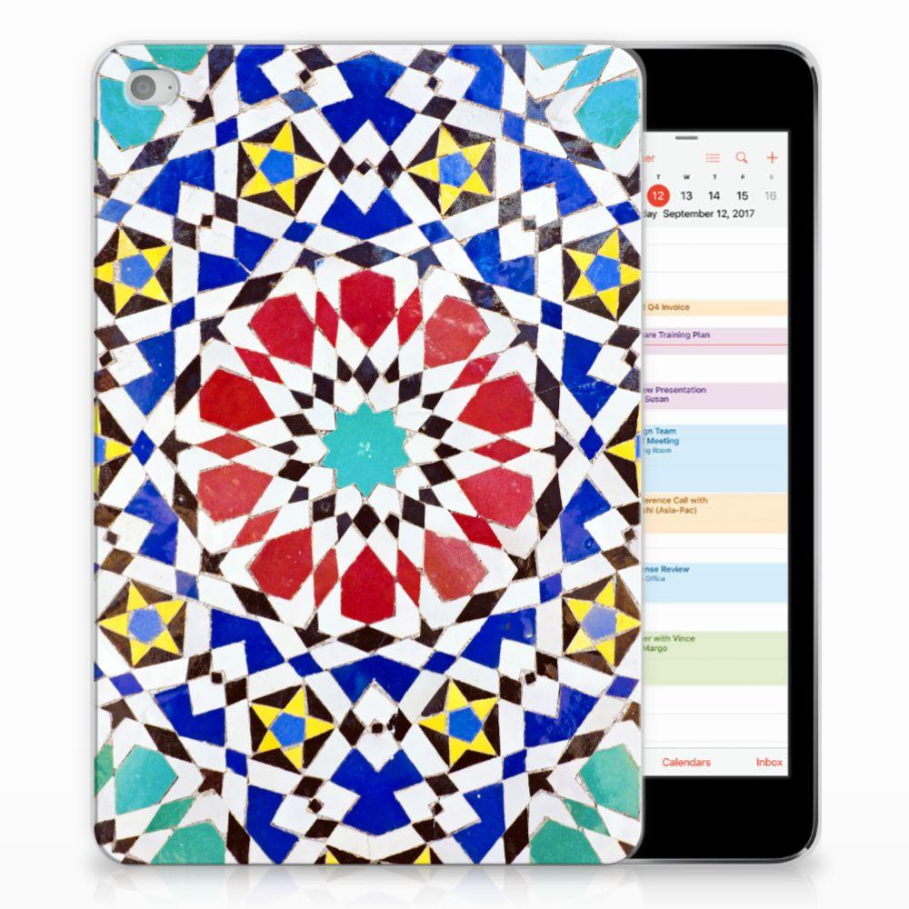 Apple iPad Mini 4 | Mini 5 (2019) Tablet Back Cover Mozaïek