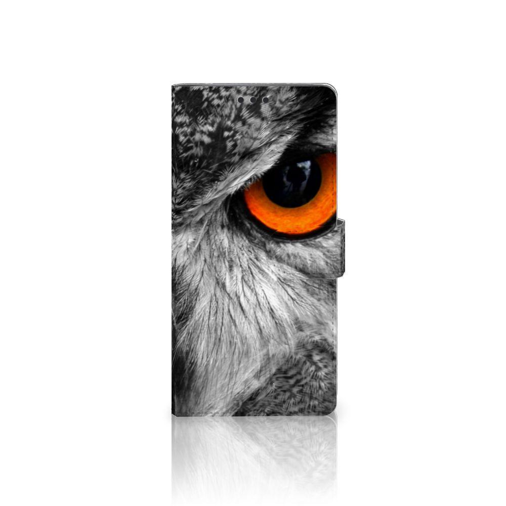 Sony Xperia XA Ultra Boekhoesje Design Uil