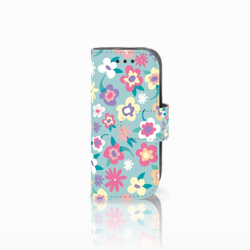 Nokia 3310 (2017) Boekhoesje Design Flower Power