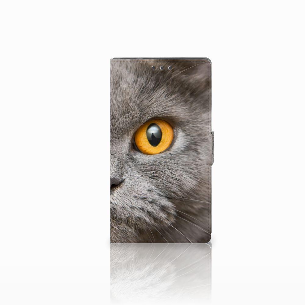 Samsung Galaxy Note 4 Uniek Boekhoesje Britse Korthaar