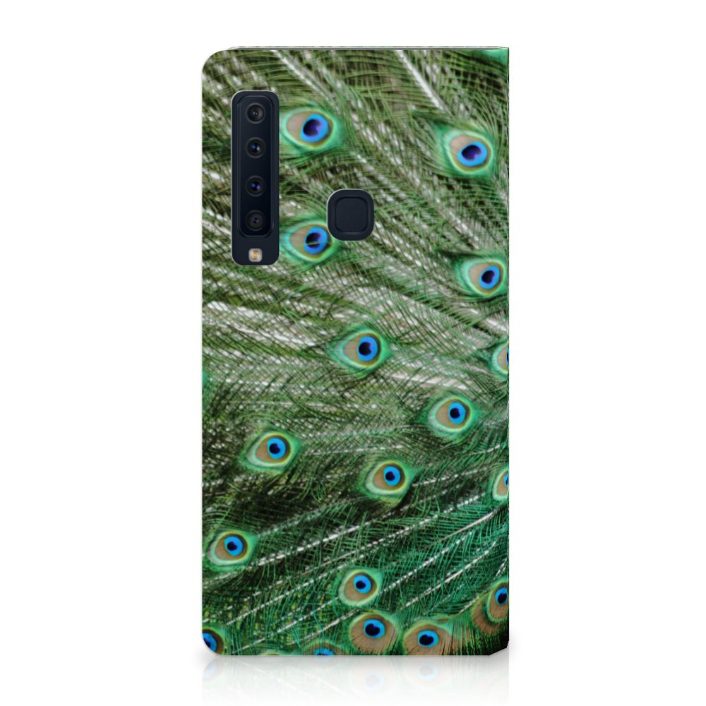 Samsung Galaxy A9 (2018) Standcase Hoesje Design Pauw