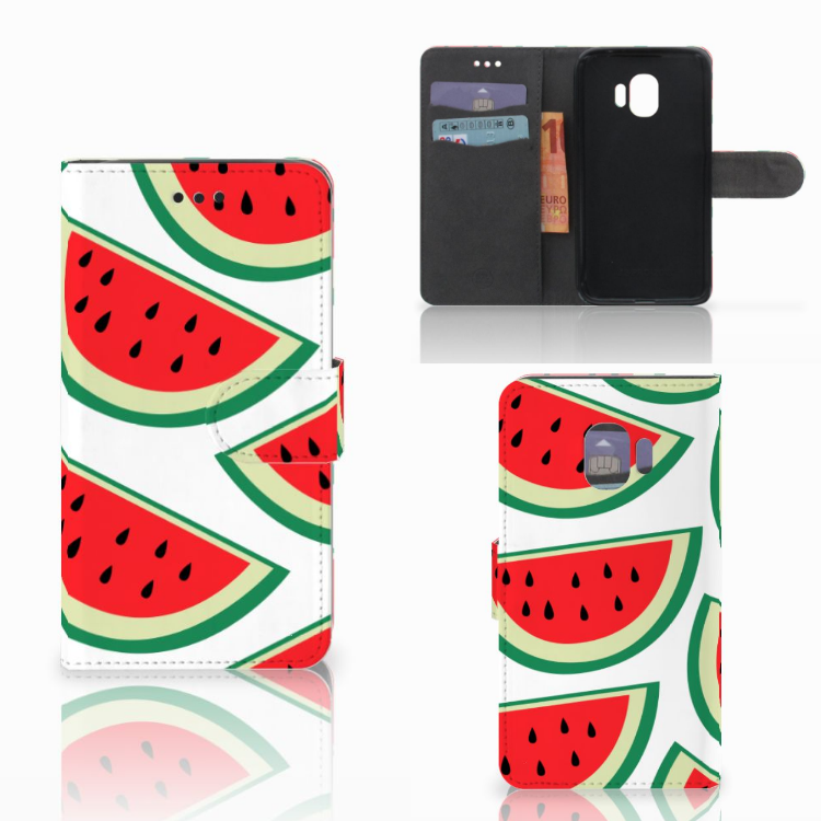Samsung Galaxy J2 Pro 2018 Book Cover Watermelons