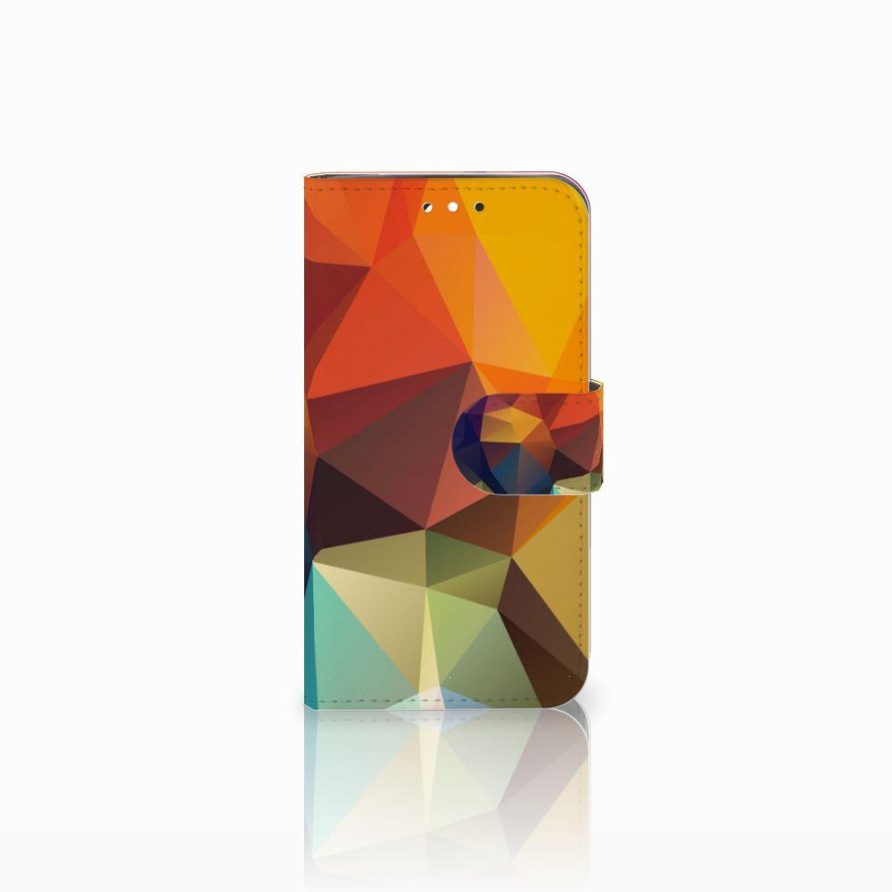 LG G3 S Bookcase Polygon Color
